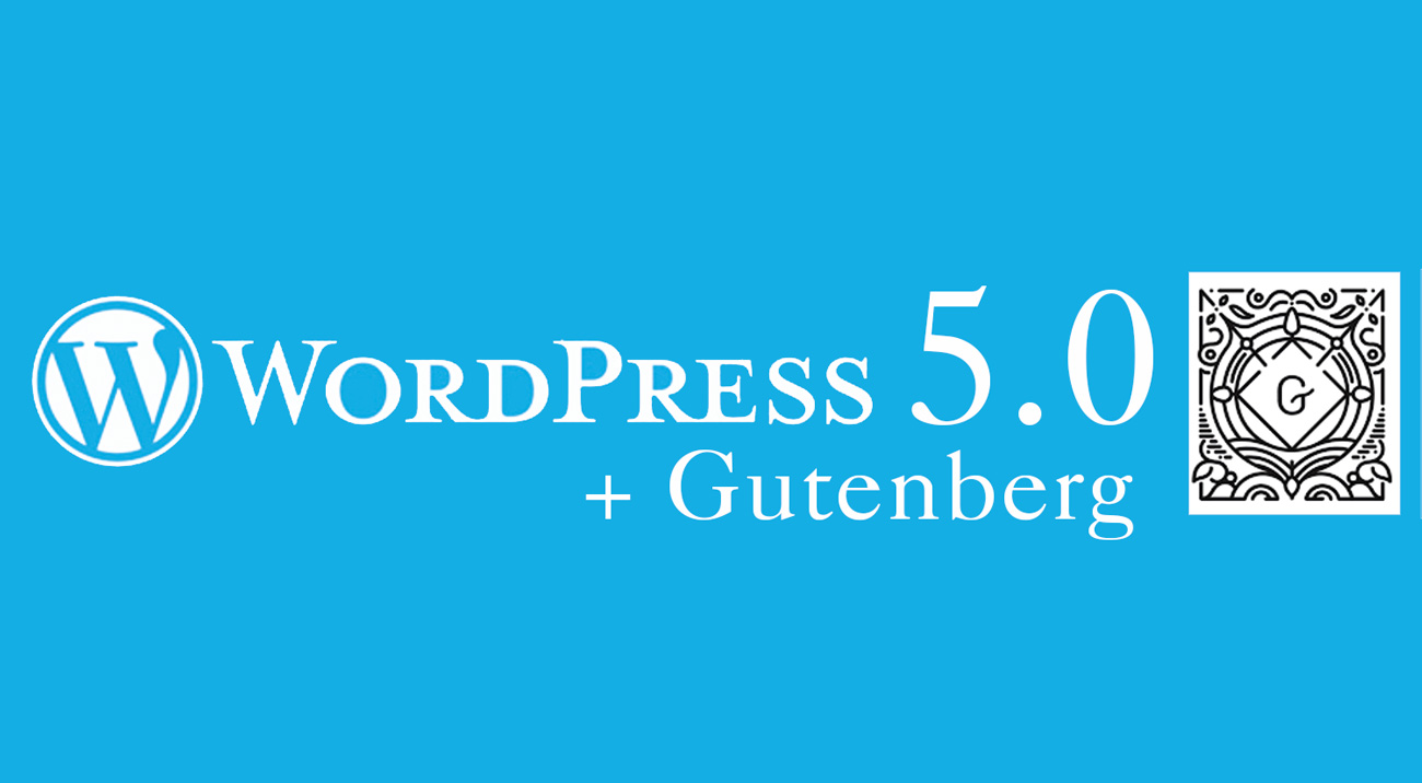 wordpress 5 gutenberg
