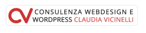 logo claudia vicinelli