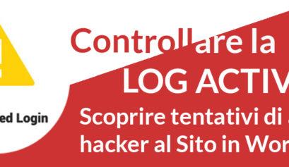 log activity